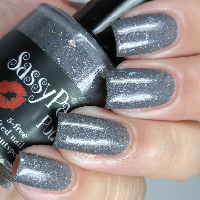 Sassy Pants Polish - Not Even a Mouse