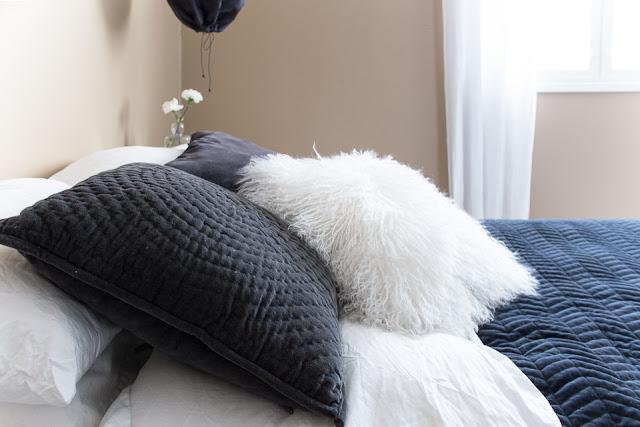 petaus, makuuhuoneen sisustus