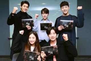 """Di serial drama """"Four Men"""" akan memerankan 4 karakter sekaligus"""