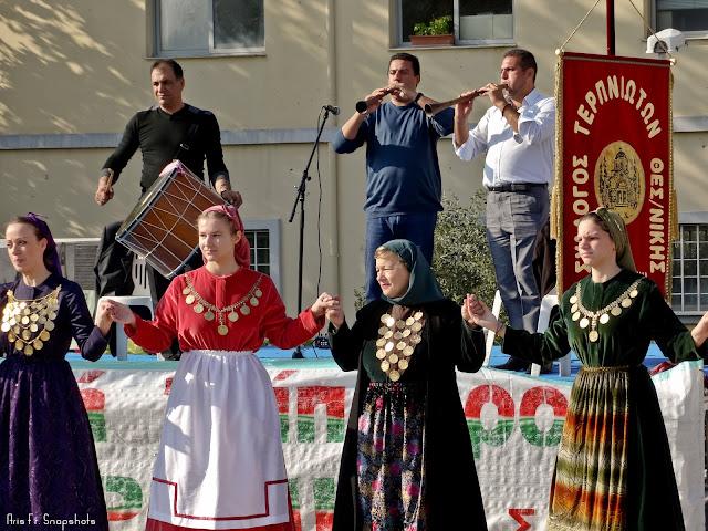 Μεγάλο γλέντι στη Τούμπα στην 15η Γιορτή Τσίπουρου Τερπνής
