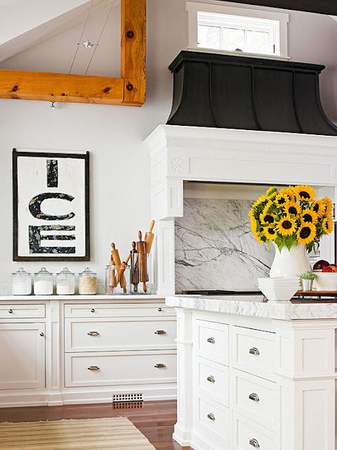 fresh kitchen decorating ideas summer 2013 3