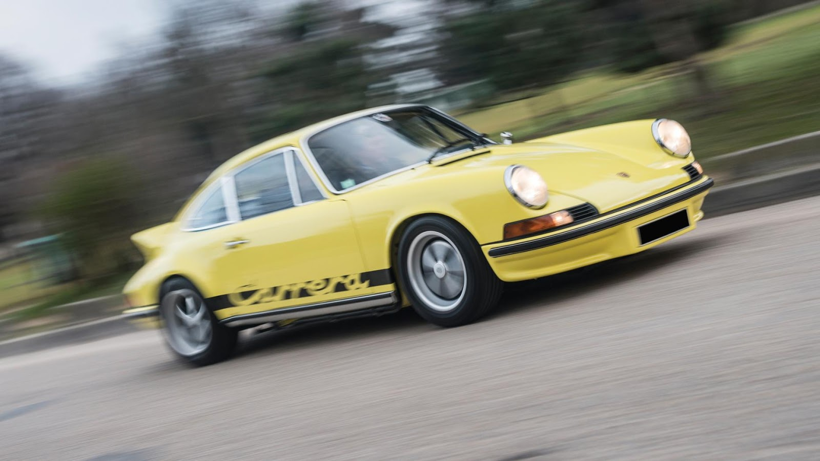 1973 Porsche 911 Carrera RS 2.7 Touring - £ 480k