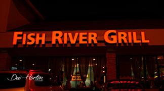 8 00 smokey otis mark laborde papa rocco 39 s for Fish river grill fairhope al