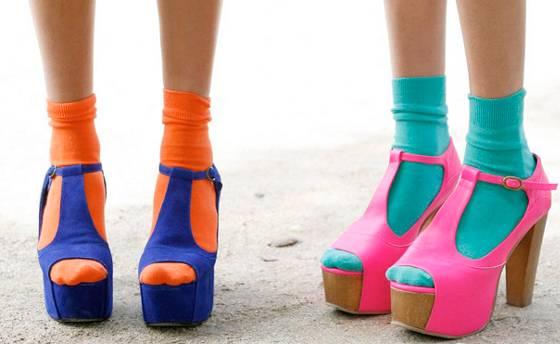 Resultado de imagen de sandalia calcetin