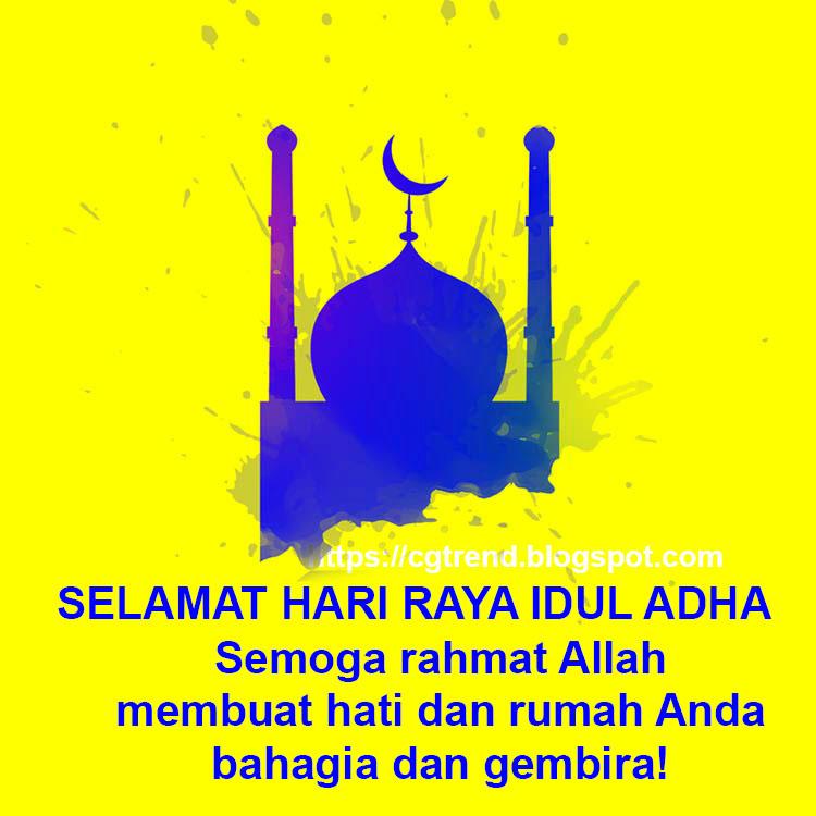 Selamat Idul Adha 2020 Ucapan Lebaran Kutipan Kata Kata Gambar Foto Kartu Pesan Dan Wallpaper Trending Topic