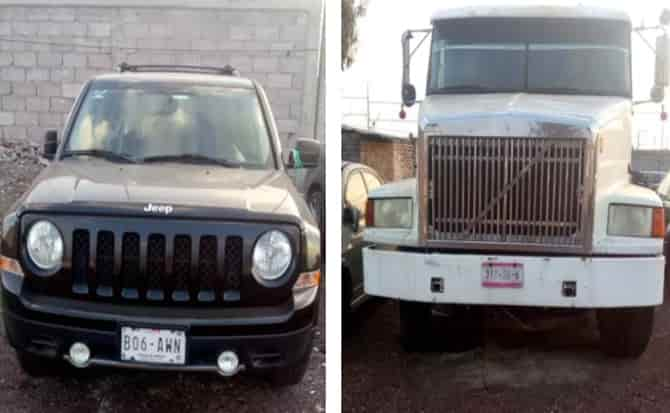 Vehículos, coches, camiones