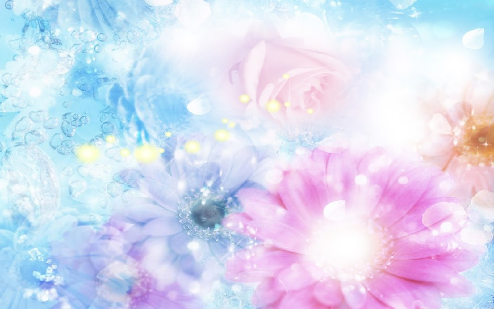 click here and download floral background - Floral Backgrounds