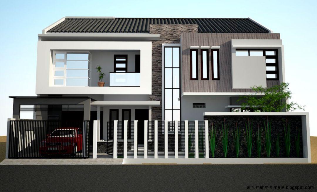 Gambar Model  Rumah  Minimalis  Terbaru  Design Rumah  Minimalis