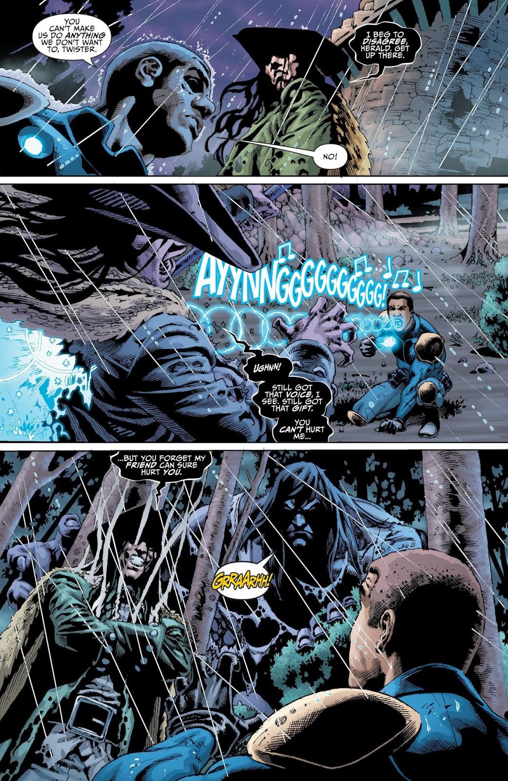 Titans #6 DC Comics 2016 (DCU Rebirth)