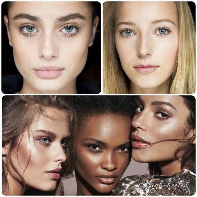 Модный макияж: 5 главных тенденций 2017