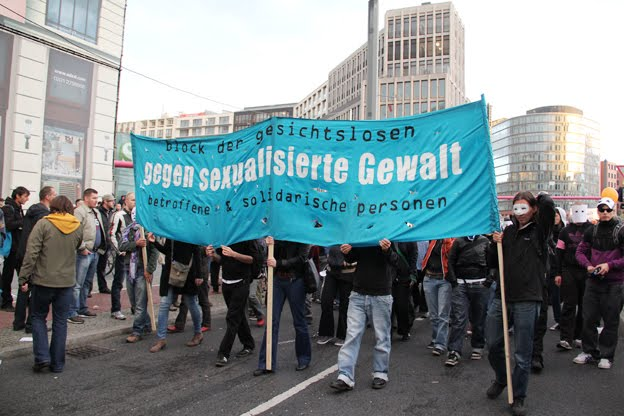 anti-papst-demo berlin