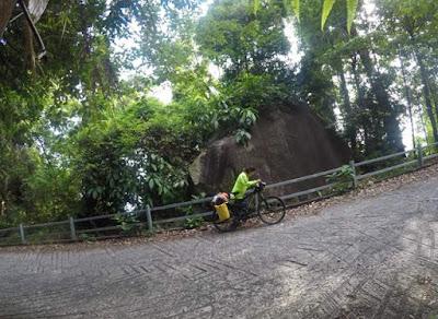 Touring Sepeda Batam - Johor - Pulau Tioman, Malaysia