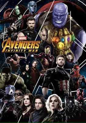 Avengers Infinity War Hindi Dubbed Full Movie Watch Online In HD