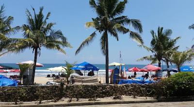 Pesona Pantai Legian Bali