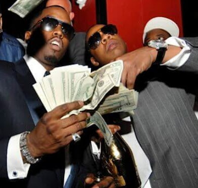 3 richest hip hop artists in the world