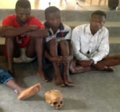 3 ritualists arrested ado ekiti