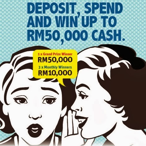Malaysia Contests, Giveaways, Lucky Draws, Win Prizes!: RHB