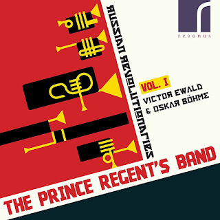 Russian Revolutionaries - The Prince Regent's Band