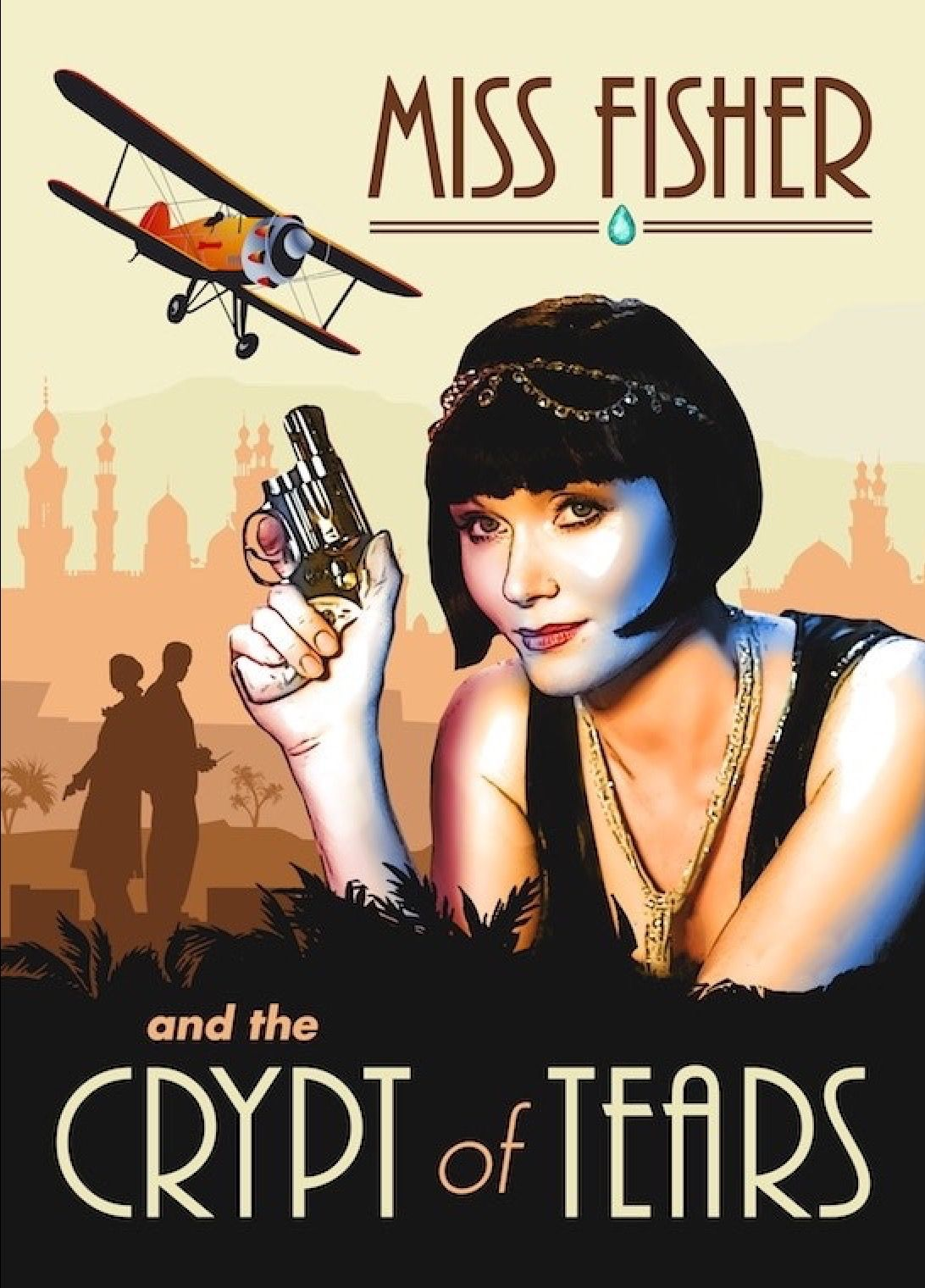 Miss Fisher & the Crypt of Tears 2020 English 720p HDRip 800MB