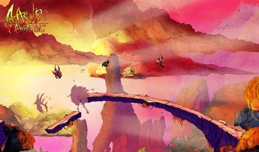 لعبة المغامرة والاكشن الجديدة Aaru's Awakening 2015