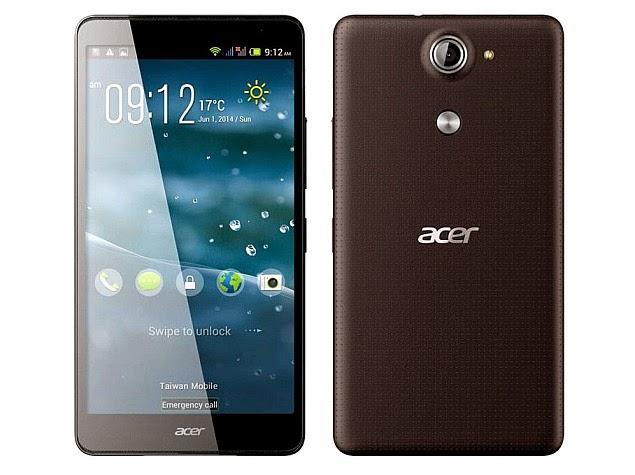 Harga dan Spesifikasi Acer Liquid Z200 Terbaru