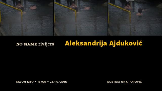 Otvaranje izložbe Aleksandrija Ajduković