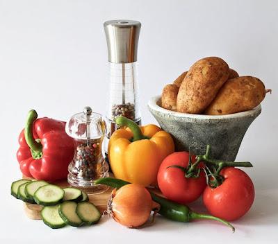 ingredientes lubina con aceitunas