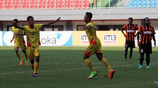 Perseru Serui vs Bhayangkara FC