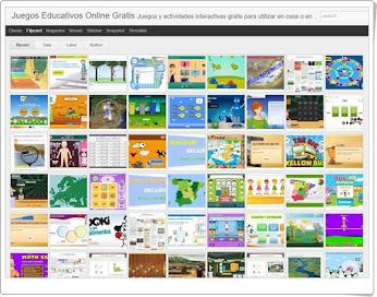 Juegos Educativos Online Gratis Papelillos Eduacion Infantil De