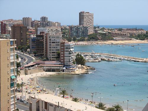 Click To See World Playa De La Albufereta Alicante Beaches