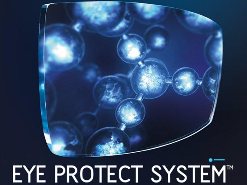 7ef17eb50e A partir de ahora, todas las lentes pueden incluir este tipo de moléculas  que filtran la luz azul nociva, con independencia del anti-reflejo, ...