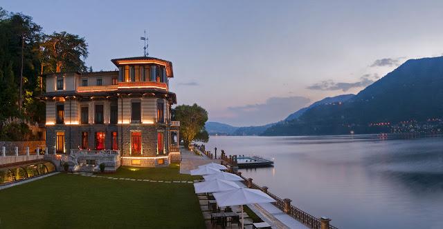 Lake Como Mandarin Oriental opening spring 2019