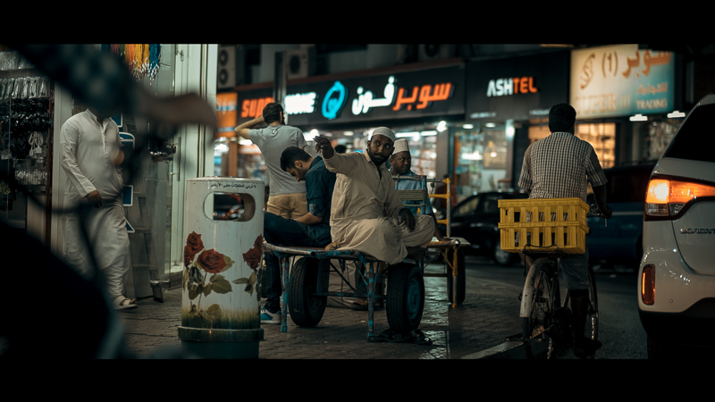 Cinematic Street   Rufat Abas Photography