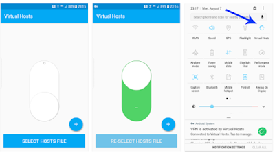 Vpn Hosts v1.6.1 Apk (No Root) Premium