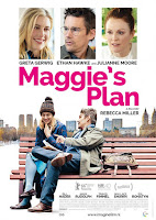 Maggie's Plan (2016) Poster