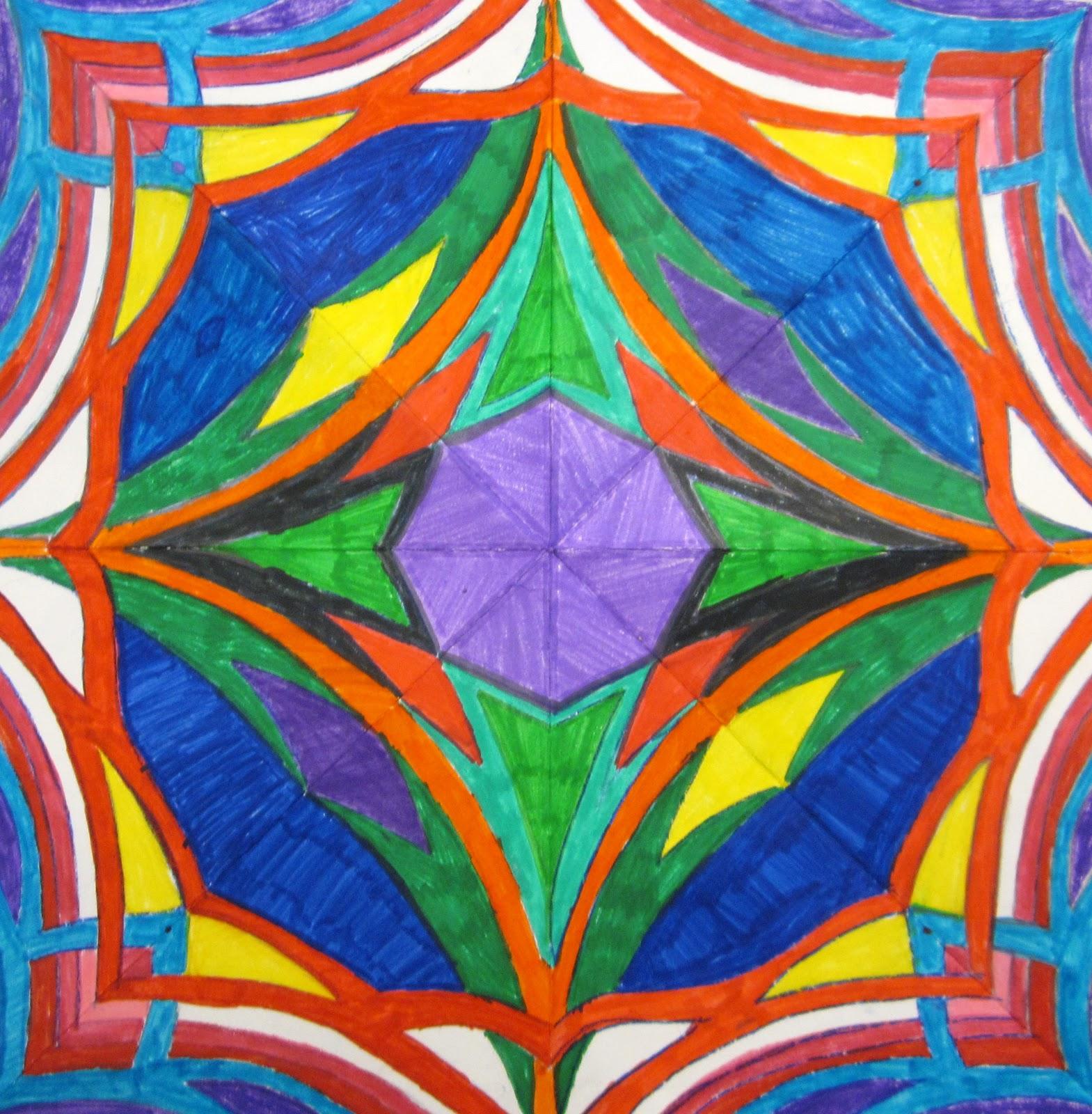 Art Is Basic Art Teacher Blog Name Designs Inspired By Islamic Art 5th 6th Grade
