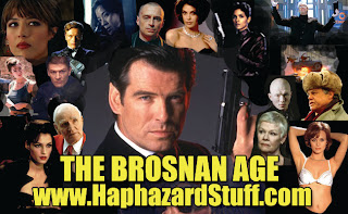 The Brosnan Age Haphazardstuff review James Bond review series