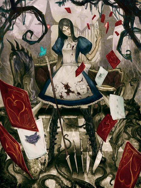 El Conde Estruch Alice Madness Returns