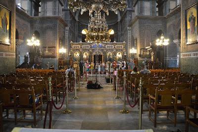 Τα φτερουγίσματα των αγγέλων στις εκκλησίες της Θεσσαλονίκης