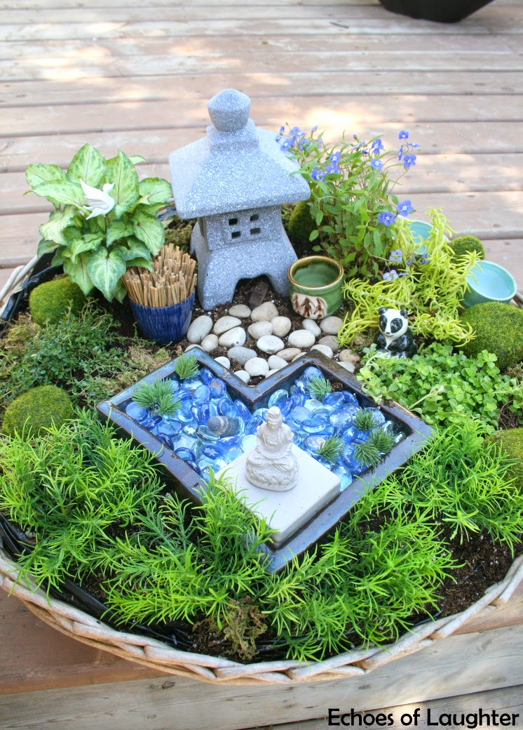 How To Make A Fairy Garden & 4 Other Fabulous Outdoor