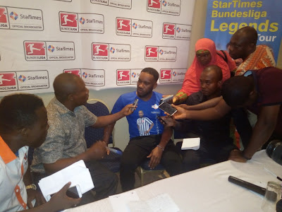 Why Bundesliga Is Better Than Premier League – Jay Jay Okocha