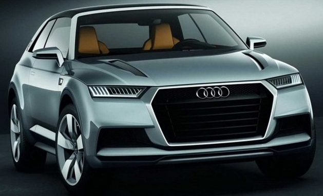 2017 Audi Q8 Specifications and Powertrain