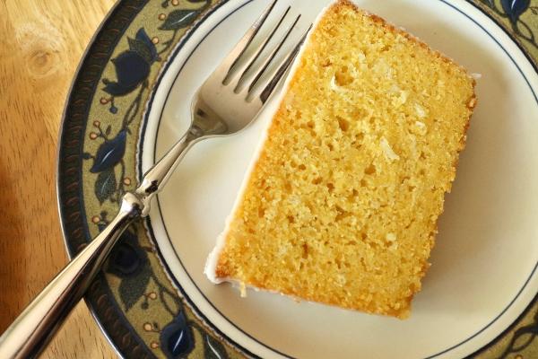 Easy Southern Pound Cake Recipe
