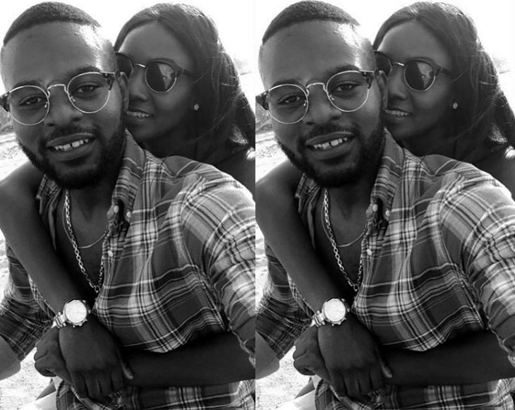 Tongues are wagging as Simi hugs Falz passionately