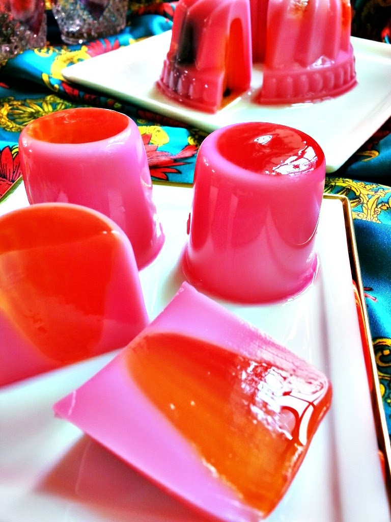 Resepi Agar - Agar  Bandung Jelly Sumi Simple