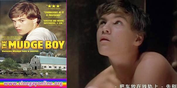 The mudge boy, película