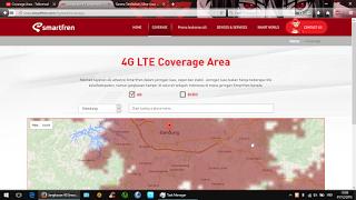 Cara Cek Area yang Tercover Jangkauan Sinyal 4G All Operator Wilayah Indonesia