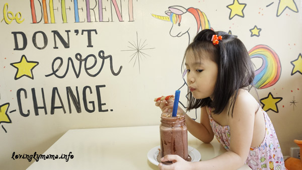 unicorn cafe - Cafe Conceptu Bacolod - friends summer playdate - Bacolod restaurant