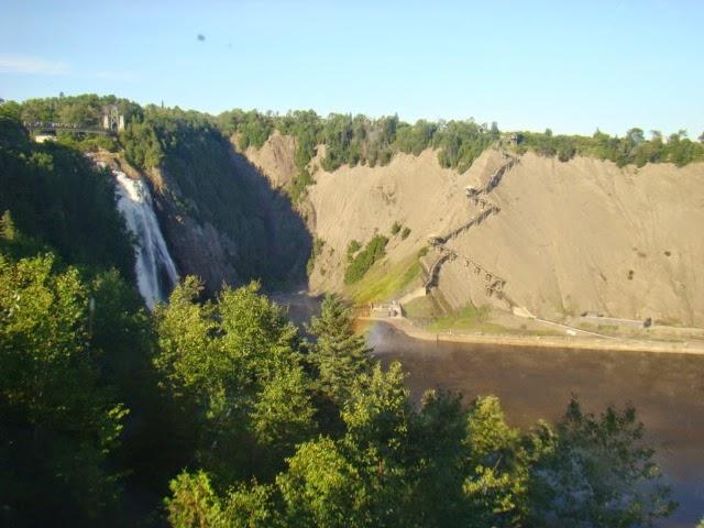 Parque De la Chute-Montmorency