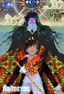 Gankutsuou - Gankutsuou: The Count of Monte Cristo 2012 Poster